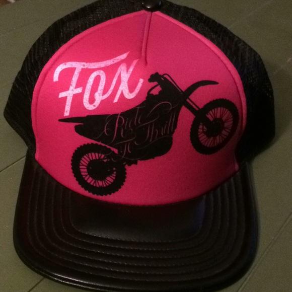 Fox Accessories - Fox Racing Women s Hat 834f50e56e62